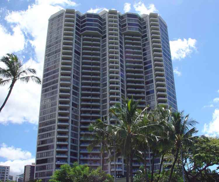 Admiral Thomas Honolulu Hawaii Condo By Hicondos Com