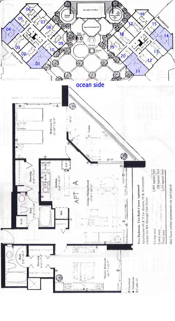 Discovery Bay Center Honolulu Hawaii Condo By Hicondos Com