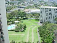Just A Portion Of The Huge Downtown Honolulu Acreage.