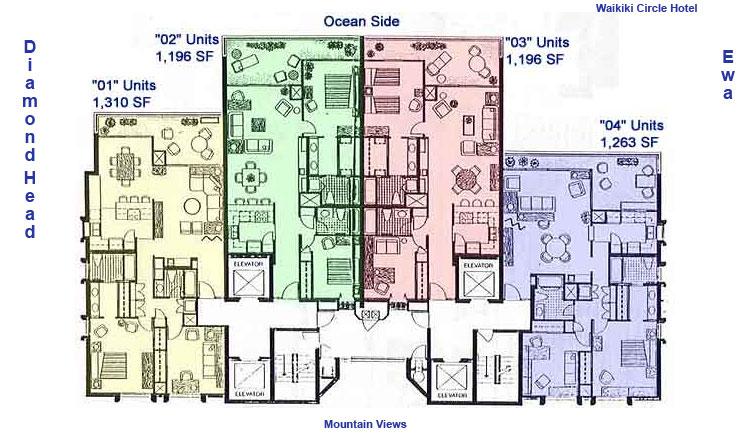 2 bedroom hotel apartments waikiki. embassy suites waikiki beach