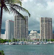 Yacht Harbor Towers